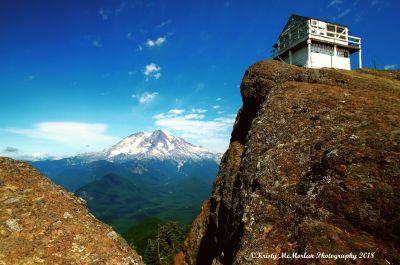 Washington Fire Lookout