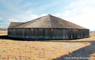 Oregon Round Barn