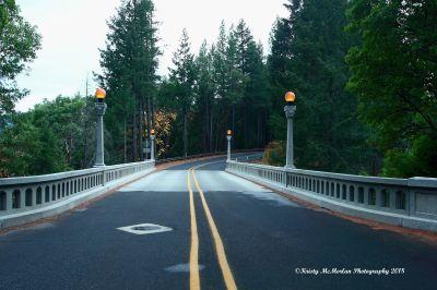 Oregon Road Bridge