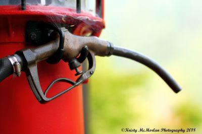 Washington Old Gas Pump