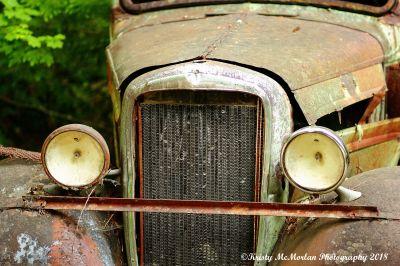 Oregon Abandoned Truck