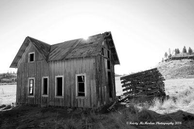 Oregon Abandoned House