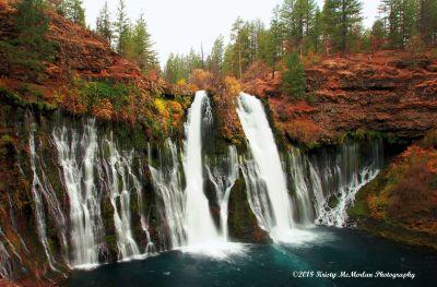 McArthur Burney Falls, California