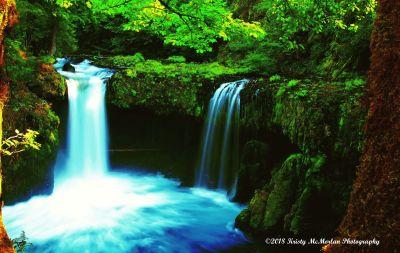 Spirit Falls, Washington