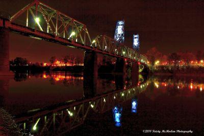 Walking Bridge, Salem Oregon