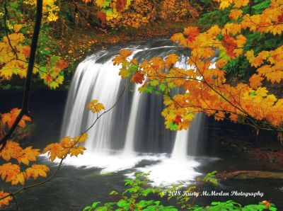 Upper Butte Falls,Oregon