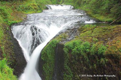 Twister Falls, Oregon