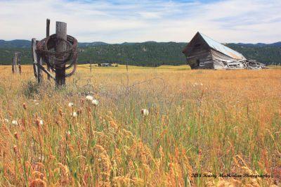 Barn in Idaho