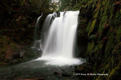 Majestic Falls, Oregon