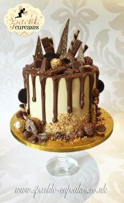 Sparkle Cupcakes leeds, cakes, birthday, leeds, cake makers,