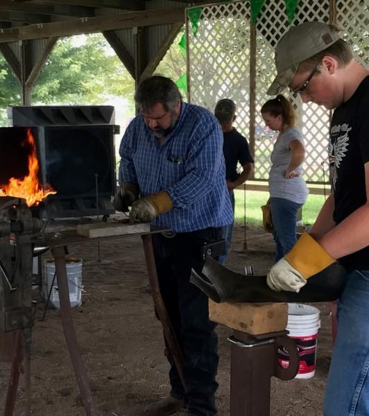 Blacksmith Demo