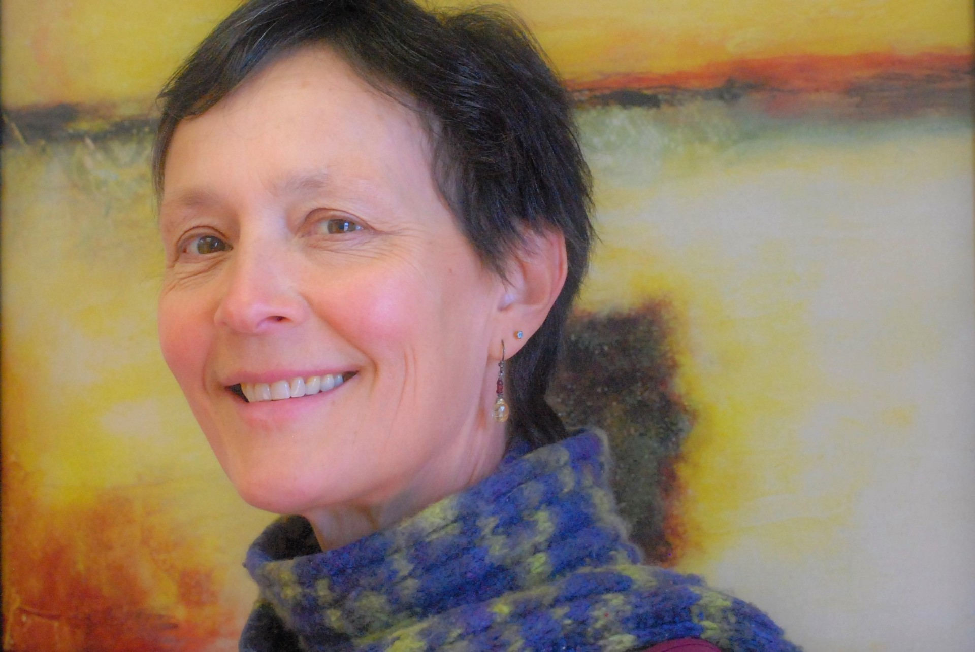Margaret Huff - Kamloops Yoga Therapy