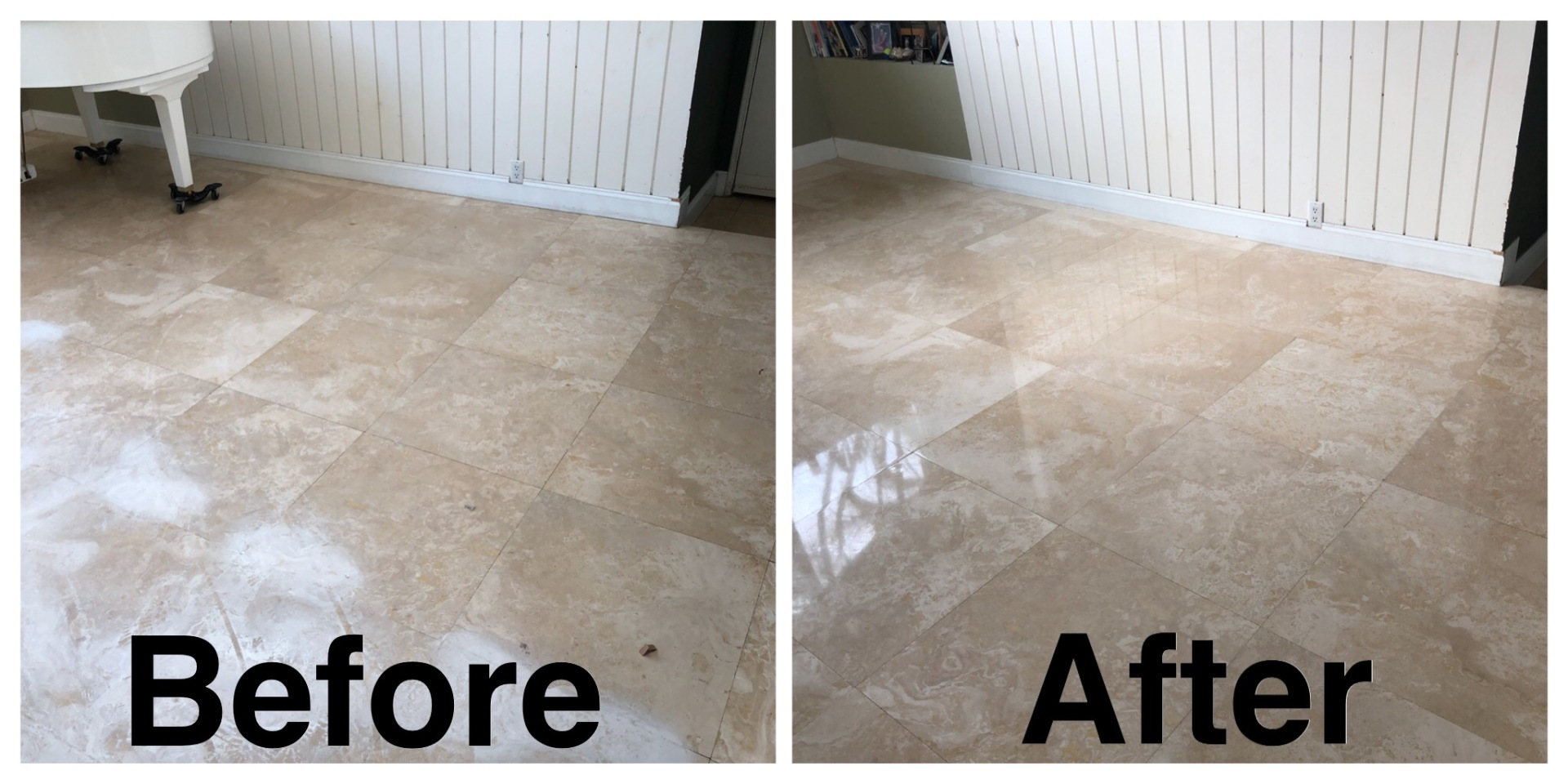 Travertine Floors