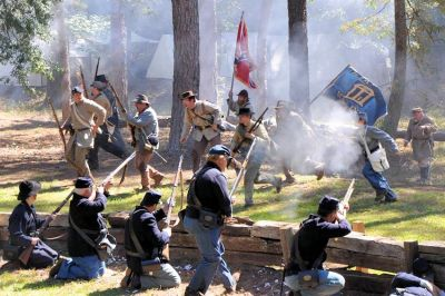 REANACTMENT Andersonville, OCT 6-7