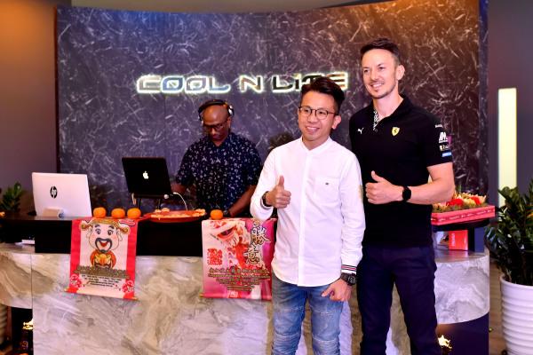 Grand Opening @ Cool n Lite Solar FIlm