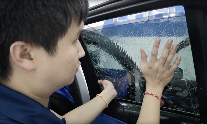 Professional Automotive Window Film Installation