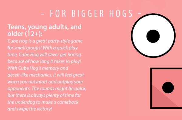 For Bigger Hogs