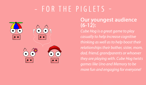 For the Piglets