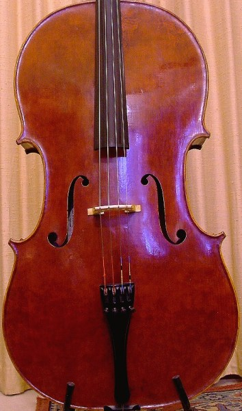 Cello made by JW Robinson