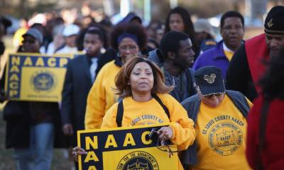 NAACP CONDEMNS LATEST INJUSTICES SURROUNDING FATAL POLICE-INVOLVED SHOOTINGS AROUND NATION