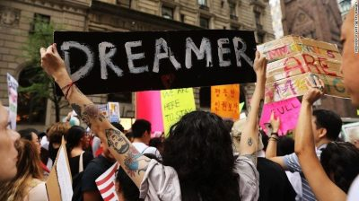 FEDERAL COURT REJECTS TRUMP ADMINISTRATION'S BID TO TERMINATE DACA PROGRAM