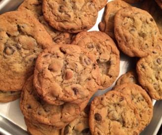 Norma's Chocolate Chip Pecan Cookies