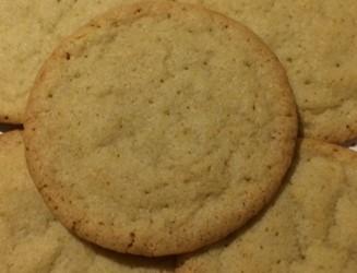 """Harlee's """"Pancake"""" Cookies"""
