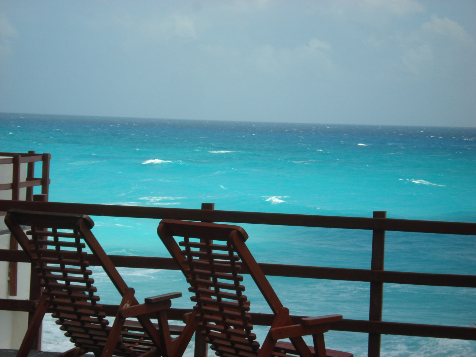 Cancun 2009 with my sister