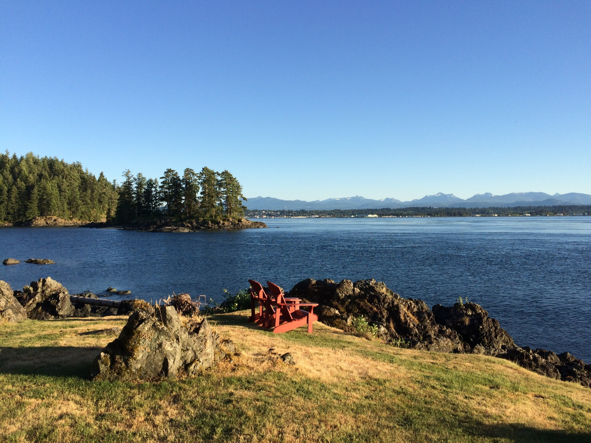 Quadra Island, B.C.