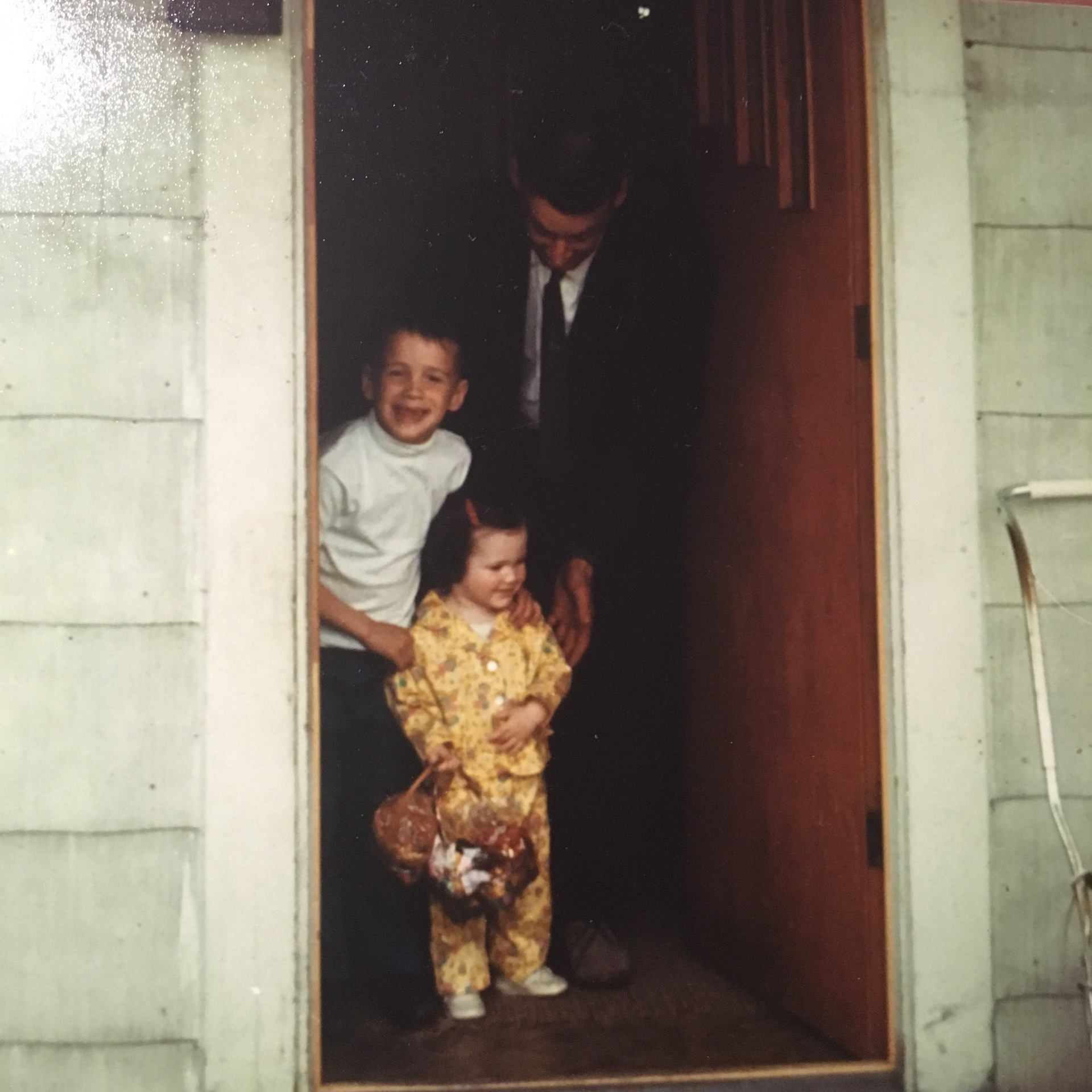 Easter - My Brother, Uncle Roland and Me