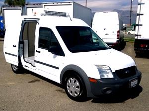 Reefer Vans New & Used