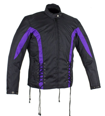 LADIES RACER JACKETS