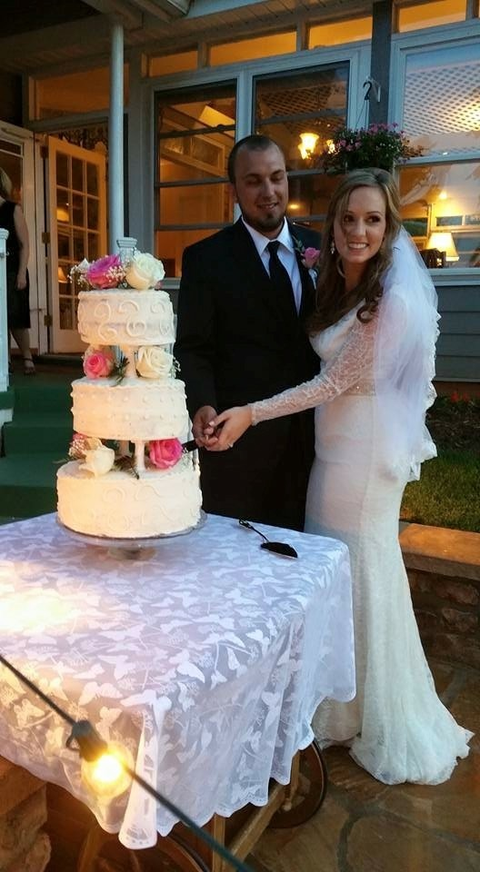 Congratulations Mr. and Mrs.