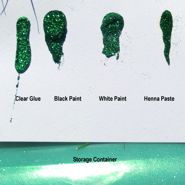 Epic Glitter - Emerald Green