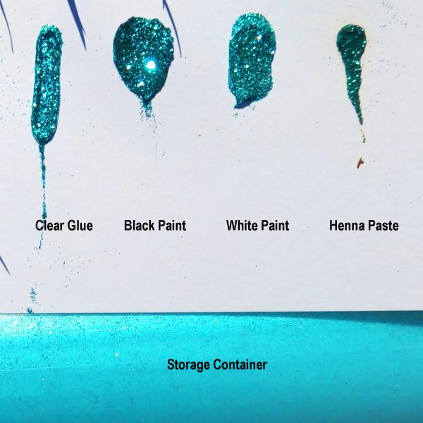 Epic Glitter - Ocean Blue