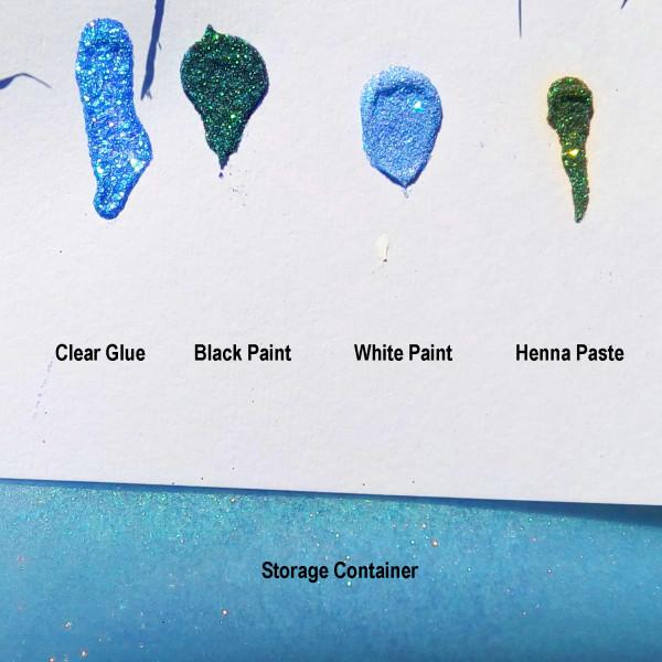 Epic Glitter - Crystalina Frosty Blueberry