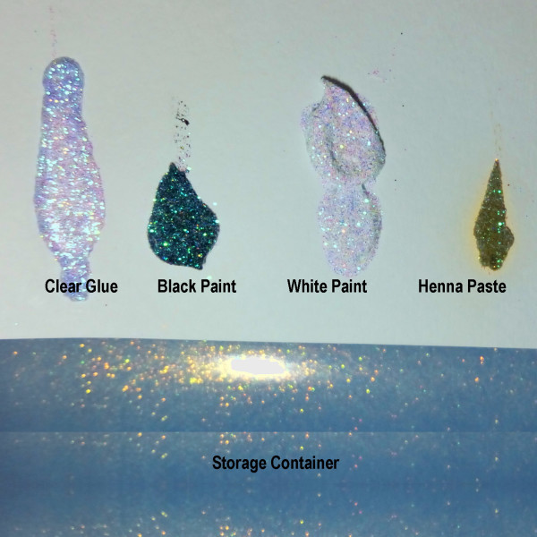 Crystallina Rock Candy - Sheer with Color Shifting