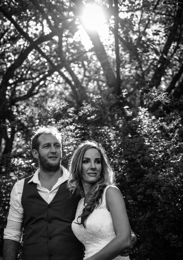 Magical Magoebaskloof Wedding day of Jean and Wanita at Cheerio Gardens