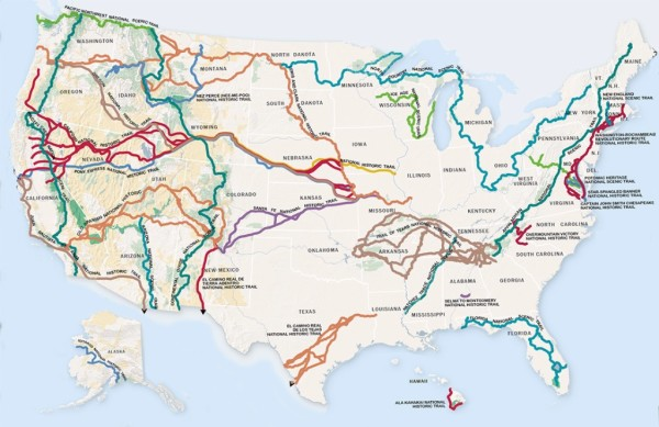 America's National Trail System