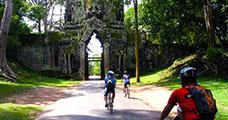 Bike Angkor Wat