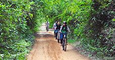 Bike Banteay Srei