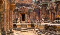 Bateay Srei Temple
