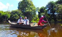 Kampong Phluk Mangroves