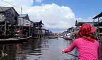 Kampong Phluk Stilt House