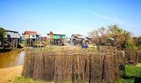 Kompong Khleang Stilt House
