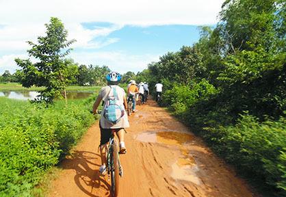 Banteay Srei Bike