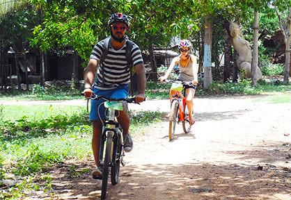 Bike Kampong Phluk