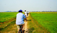 Countryside Bike Ride