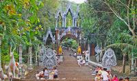 Phnom Kulen Pagoda