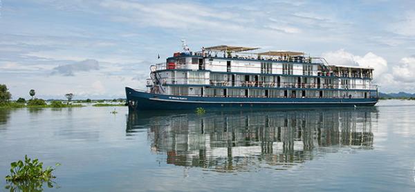 The Jayavarman Cruise